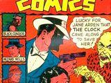 Crack Comics Vol 1 1