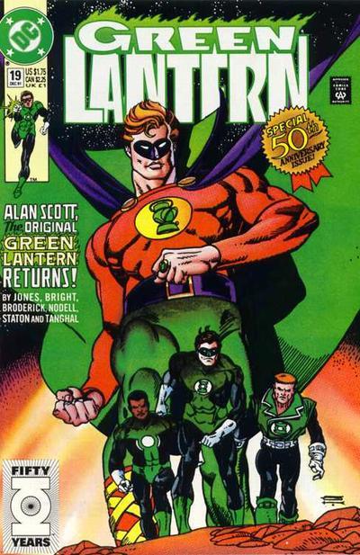 Green Lantern Vol 3 19