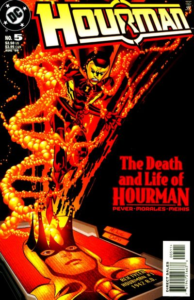 Hourman Vol 1 5