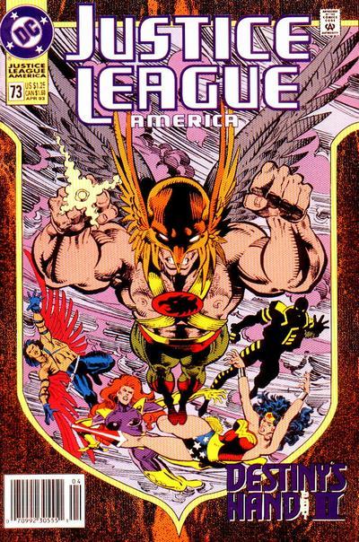 Justice League America Vol 1 73