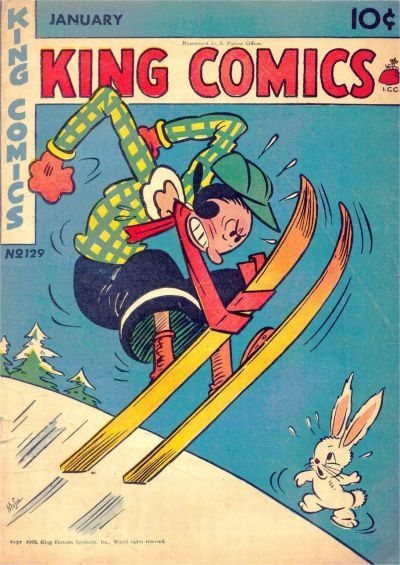 King Comics Vol 1 129