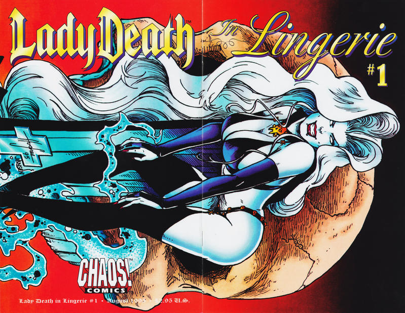 Lady Death in Lingerie Vol 1 1