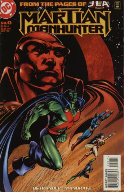 Martian Manhunter Vol 2 0