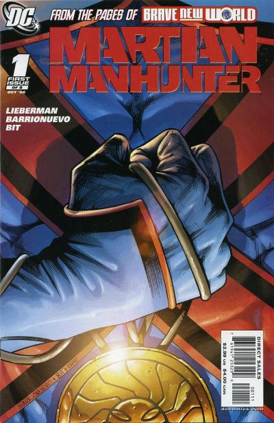 Martian Manhunter Vol 3 1