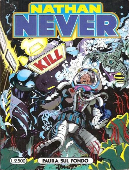Nathan Never Vol 1 42