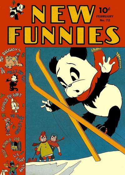 New Funnies Vol 1 72