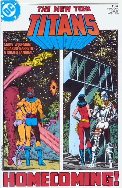 New Teen Titans Vol 2 18