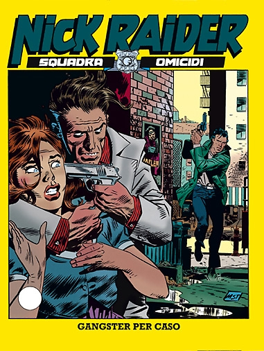Nick Raider Vol 1 118