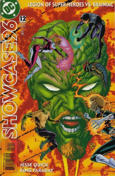 Showcase '96 Vol 1 12