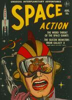 Space Action Vol 1 2