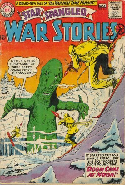 Star-Spangled War Stories Vol 1 114