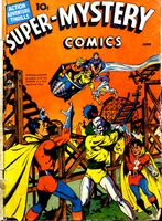 Super-Mystery Comics Vol 2 2