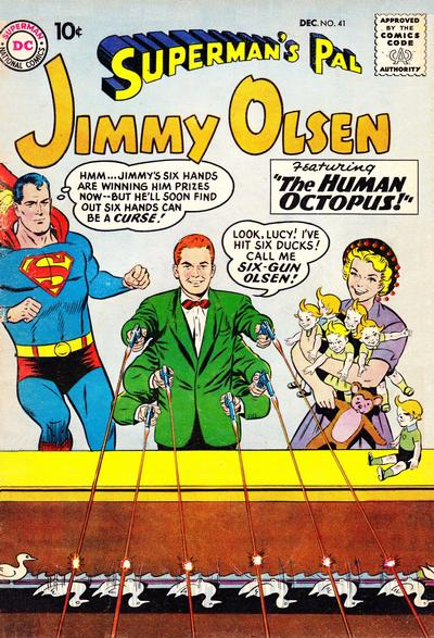 Superman's Pal, Jimmy Olsen Vol 1 41