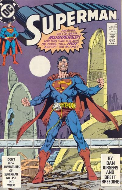 Superman Vol 2 29