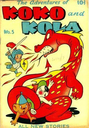 The Adventures of Koko and Kola Vol 1 5.jpg