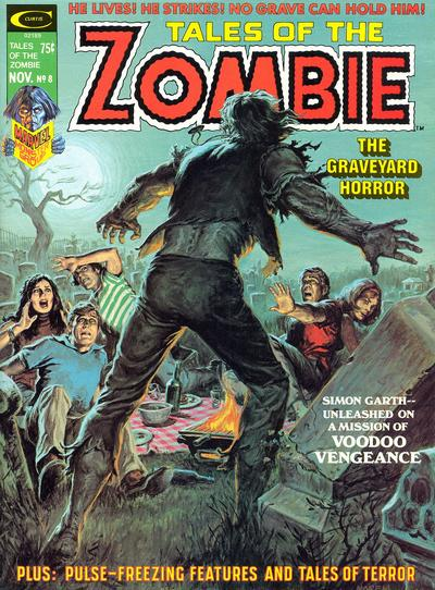 Tales of the Zombie Vol 1 8