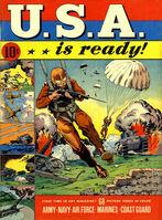 U.S.A. is Ready Vol 1