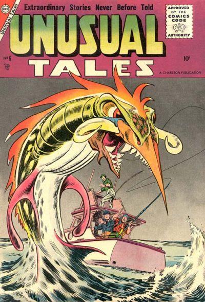 Unusual Tales Vol 1 6