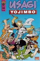 Usagi Yojimbo Vol 2 12