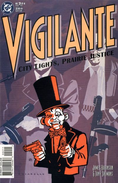 Vigilante: City Lights, Prairie Justice Vol 1 2