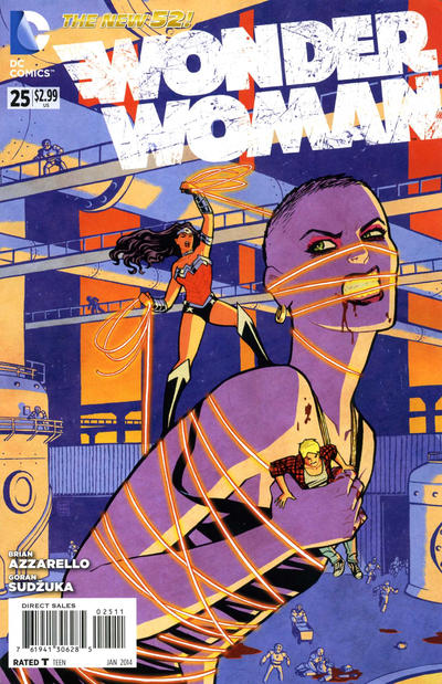 Wonder Woman Vol 4 25