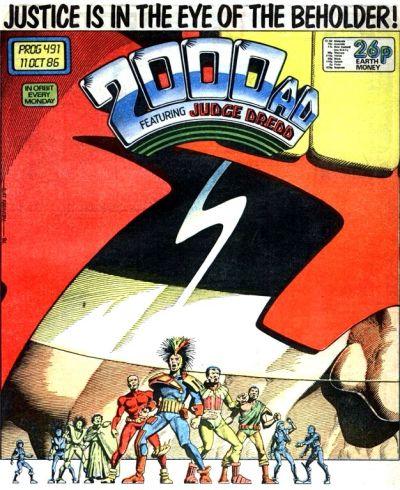 2000 AD Vol 1 491
