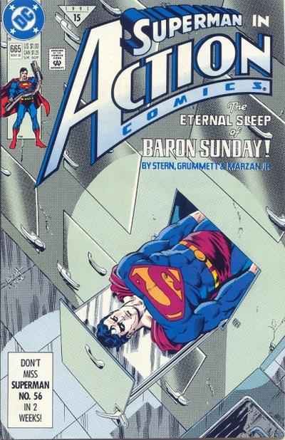 Action Comics Vol 1 665