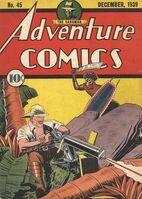 Adventure Comics Vol 1 45