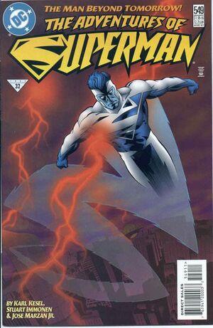 Adventures of Superman Vol 1 549.jpg