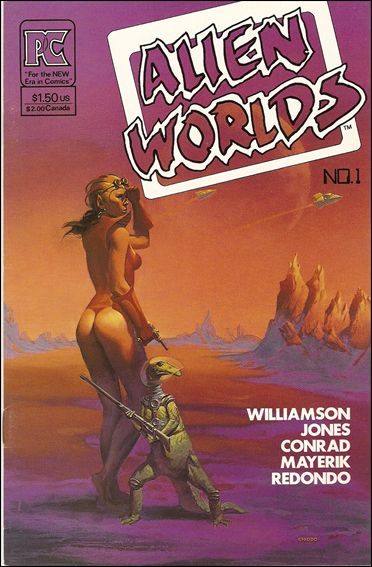 Alien Worlds/Covers