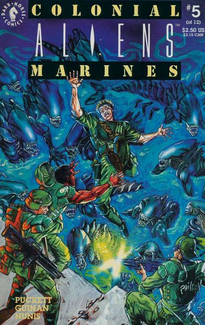 Aliens: Colonial Marines Vol 1 5
