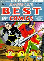 America's Best Comics Vol 1 4
