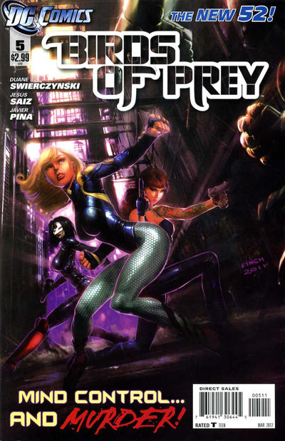 Birds of Prey Vol 3 5