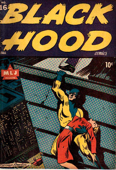 Black Hood Comics Vol 1 16