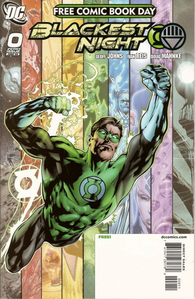 Blackest Night/Covers