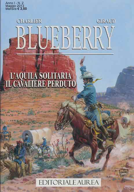 Blueberry (2013) Vol 1 2