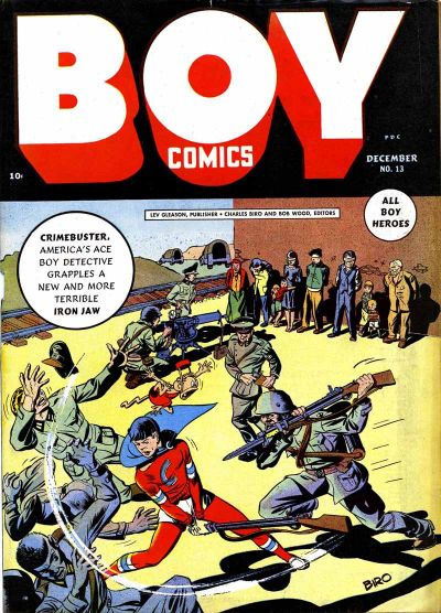Boy Comics Vol 1 13
