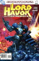 Countdown Presents Lord Havok and the Extremists Vol 1 1