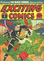 Exciting Comics Vol 1 24