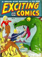 Exciting Comics Vol 1 4