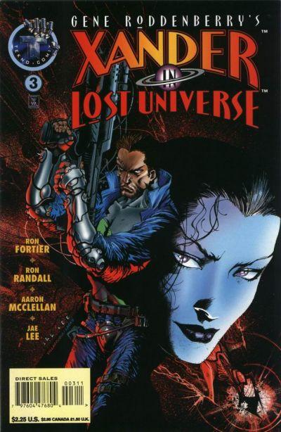 Gene Roddenberry's Xander in Lost Universe Vol 1 3