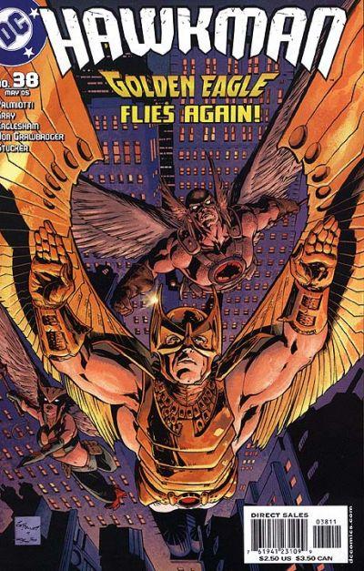 Hawkman Vol 4 38