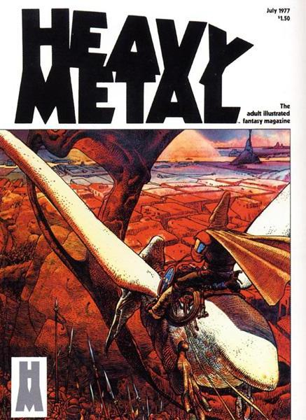Heavy Metal Vol 1 4