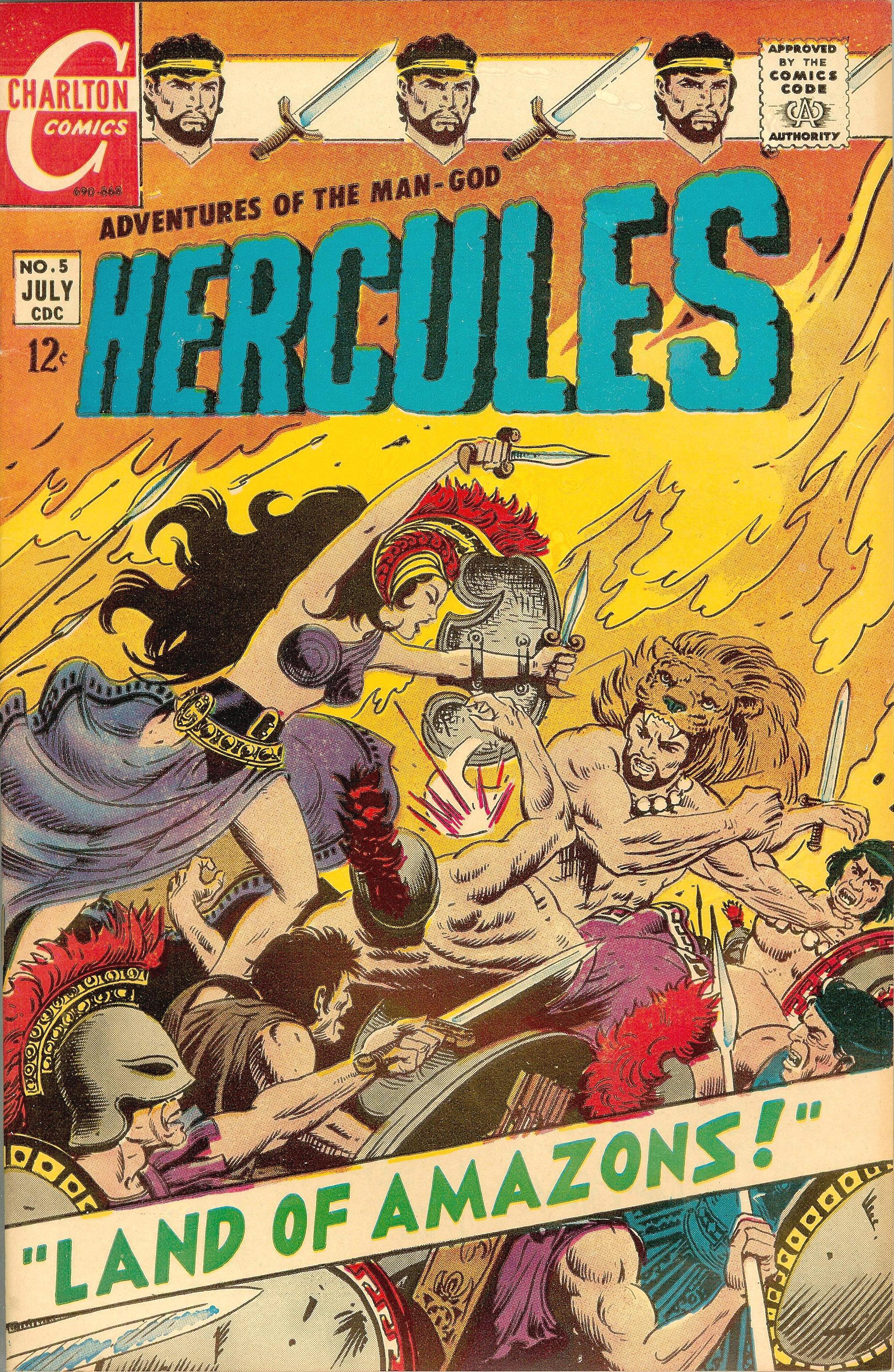 Hercules Vol 1 5