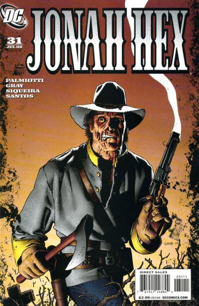 Jonah Hex Vol 2 31