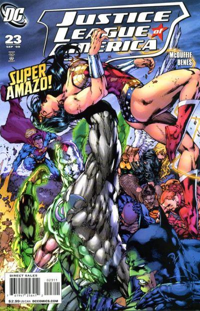 Justice League of America Vol 2 23