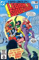 Legion of Super-Heroes Vol 2 270