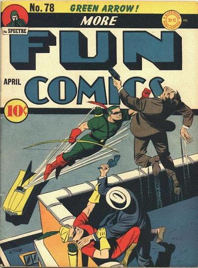 More Fun Comics Vol 1 78