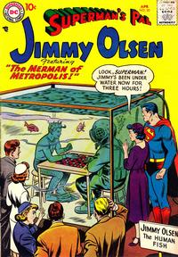 Superman's Pal, Jimmy Olsen Vol 1 20