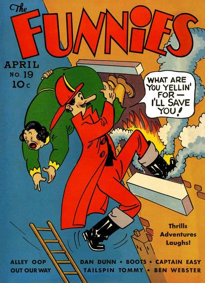 The Funnies Vol 2 19